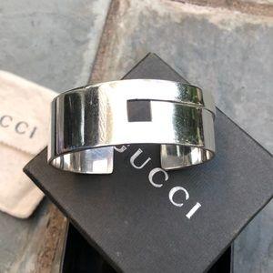 Gucci Jewelry - Gucci Silver Cuff